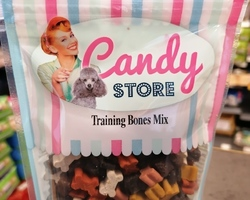 Friandise chien-candy store-Fidele&compagnie