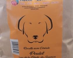 Croquette chiot-sans céréale-Toulouse